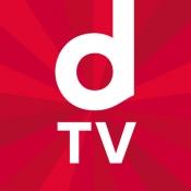 dTVのアプリのアイコン