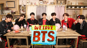 We Love BTS